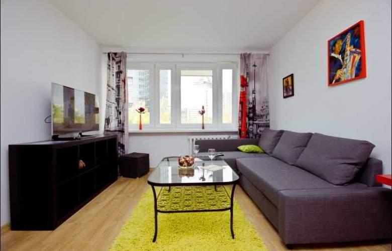 P&O Apartments Emilii Plater - Hotel - 2