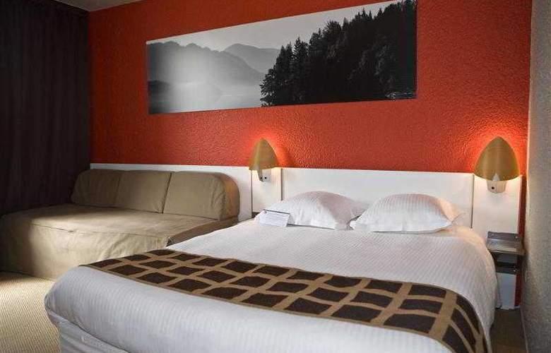 Novotel St Etienne Aéroport - Hotel - 8