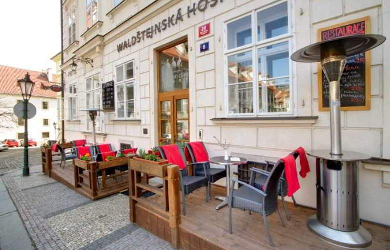 Three Storks Hotel - Terrace - 31