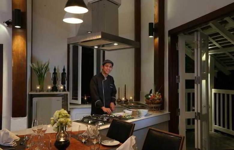 Kiridara Villa Ban Visoun - Restaurant - 11