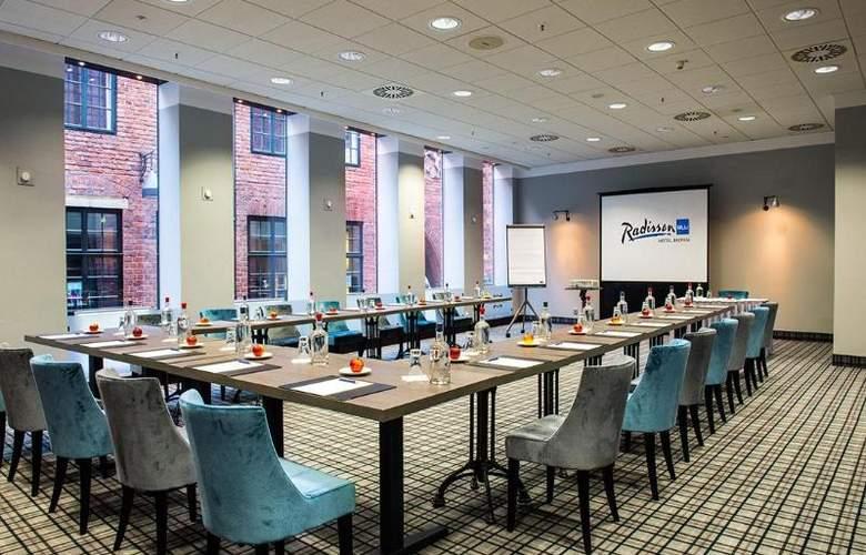 Radisson Blu Hotel Bremen - Conference - 14