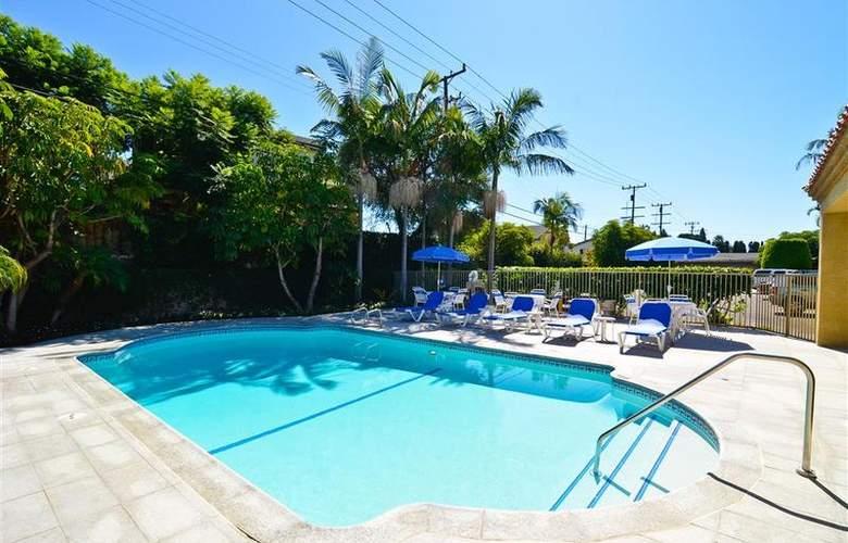 Best Western Newport Mesa Hotel - Pool - 120