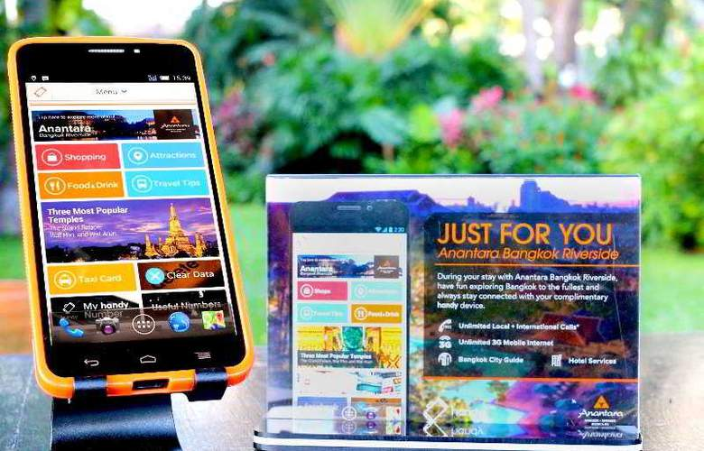 Anantara Bangkok Riverside Resort and Spa - Room - 7