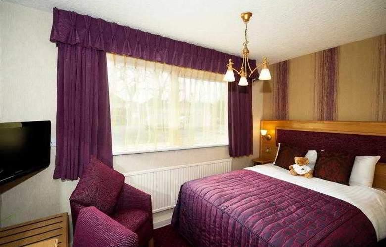 Best Western Fir Grove - Hotel - 31