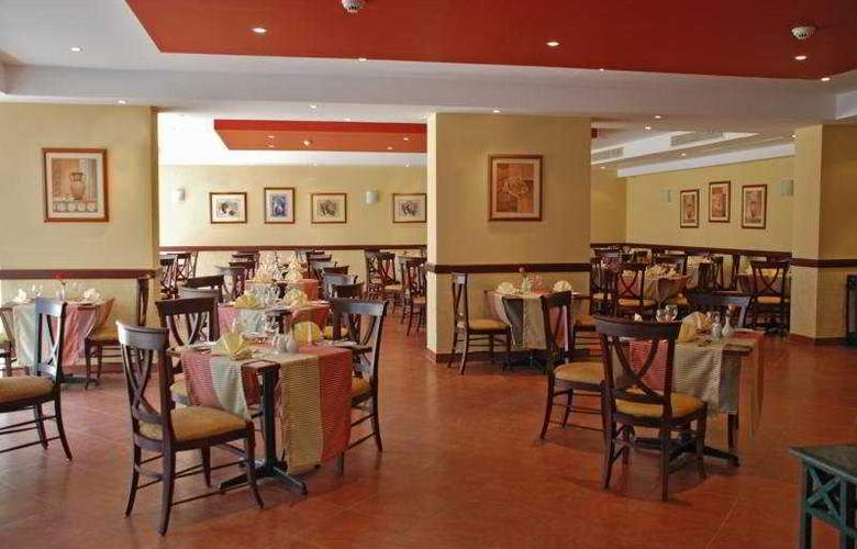 Aracan Pyramids - Restaurant - 2