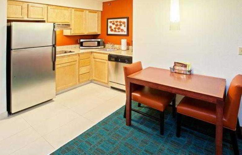 Residence Inn Indianapolis Fishers - Hotel - 14