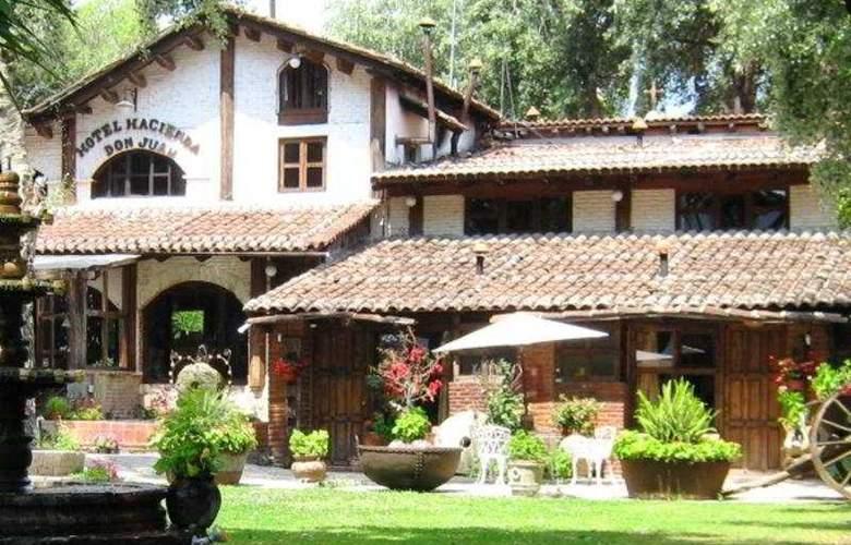Hacienda Don Juan - Hotel - 0