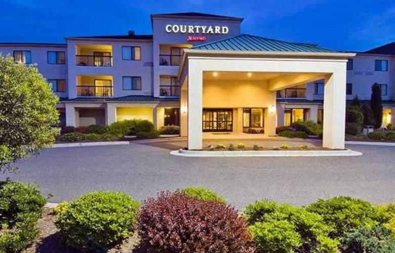 Courtyard Lynchburg - Hotel - 10