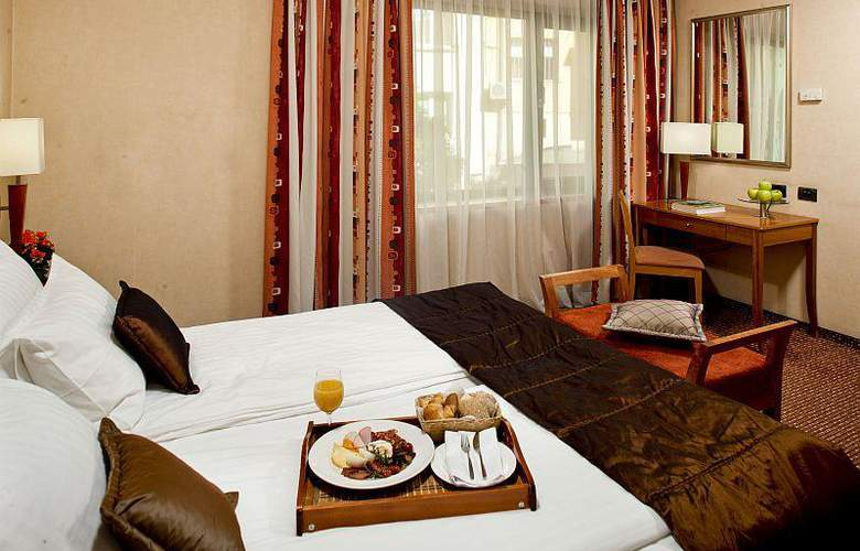Best Western Premier Collection City Sofia - Room - 54
