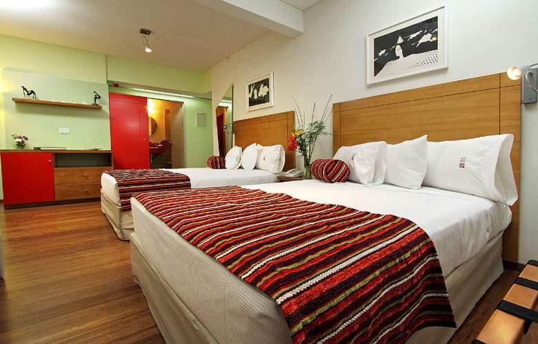 BA Sohotel - Room - 4
