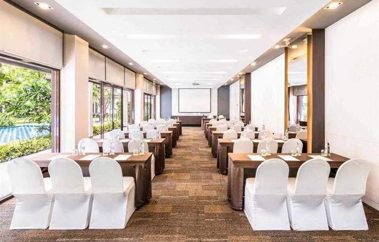 Ibis Bangkok Riverside - Hotel - 31