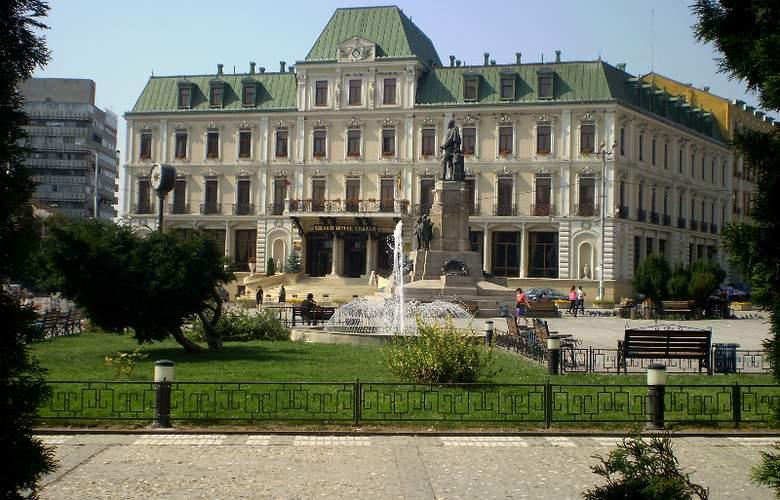 Grand Hotel Traian - Hotel - 0