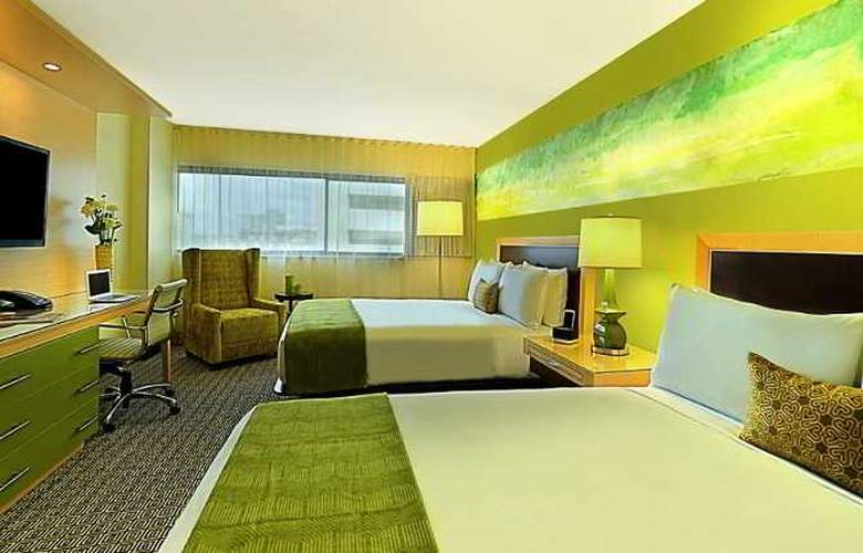 Downtown Grand Las Vegas - Room - 15