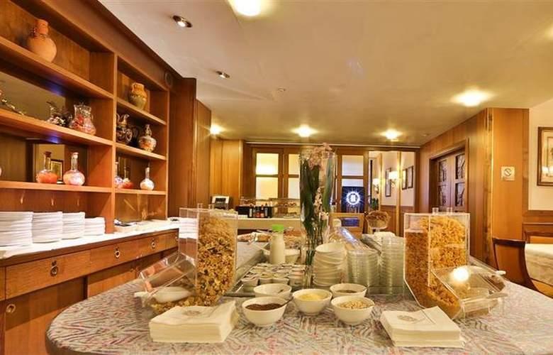 Best Western Hotel Palladio - Restaurant - 69