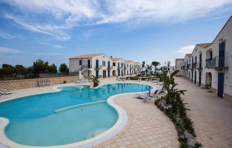 Scala Dei Turchi Resort - Pool - 8