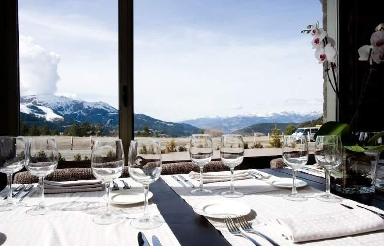 Sercotel Hotel & Spa La Collada - Restaurant - 5
