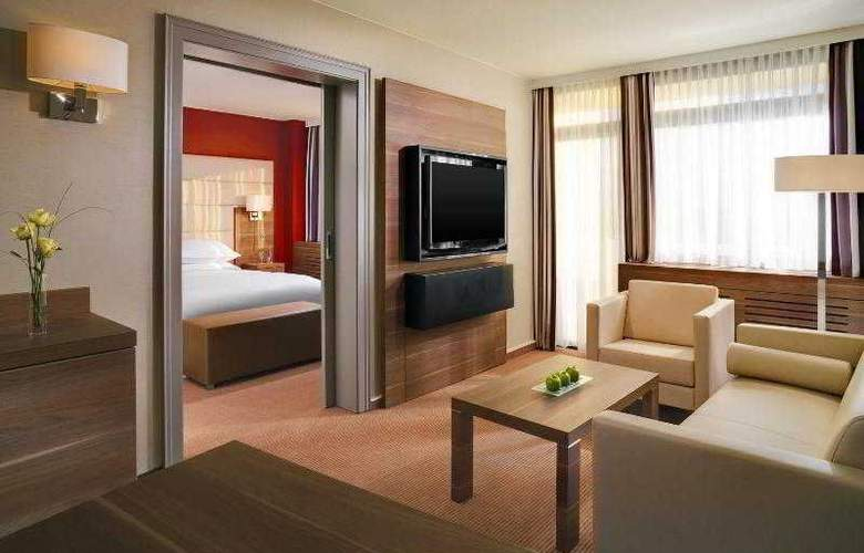 Sheraton Congress Hotel Frankfurt - Room - 31