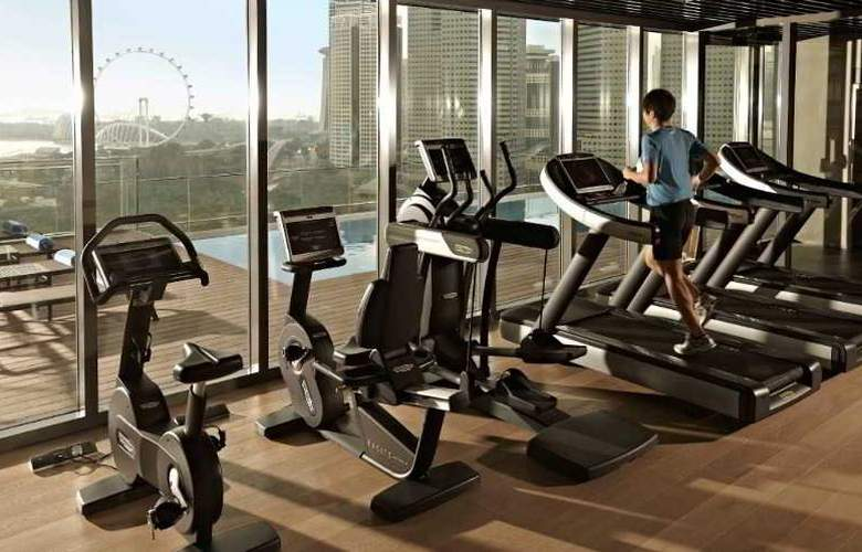 Pan Pacific Serviced Suites Beach Road - Sport - 4