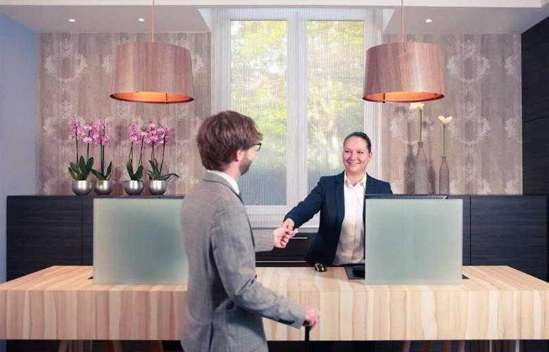 Mercure Hannover City - Hotel - 23