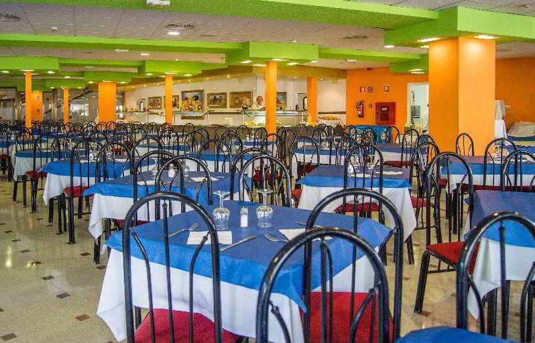 Blue Sea Calas Marina - Restaurant - 29