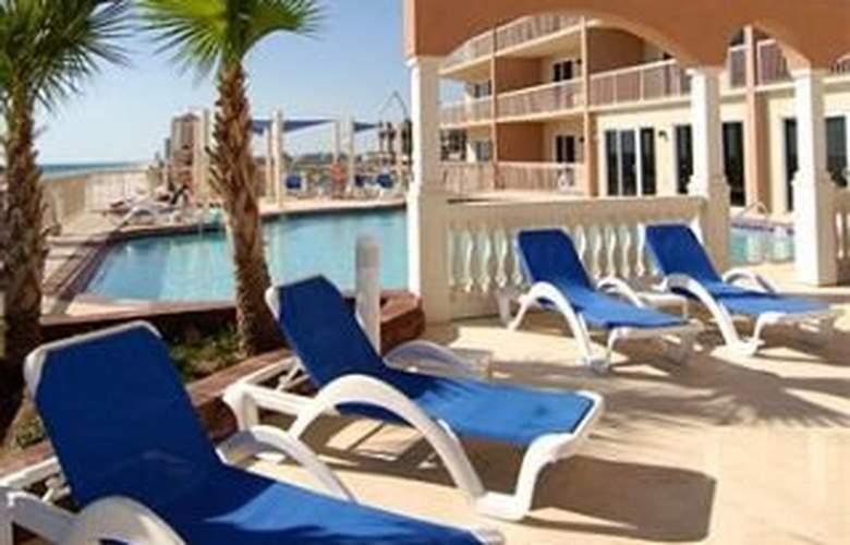 ResortQuest Rentals at Sunrise Beach Resort - Terrace - 7
