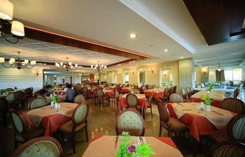 Seher Resort & Spa - Restaurant - 8