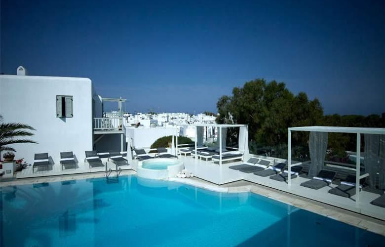 Semeli Hotel - Pool - 9