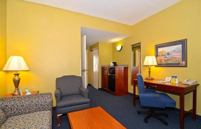 Best Western Executive Inn & Suites - Room - 104