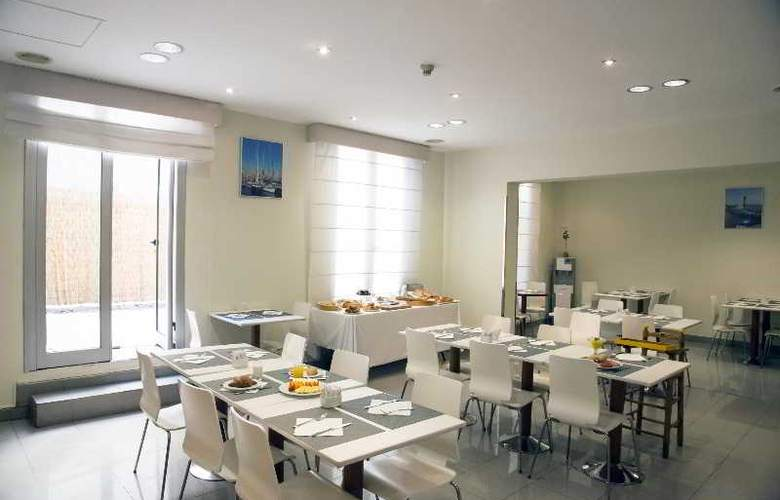 BCN Urban Gran Ducat - Restaurant - 19