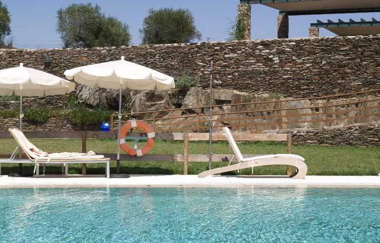 Hospederia Conventual de Alcantara - Pool - 22
