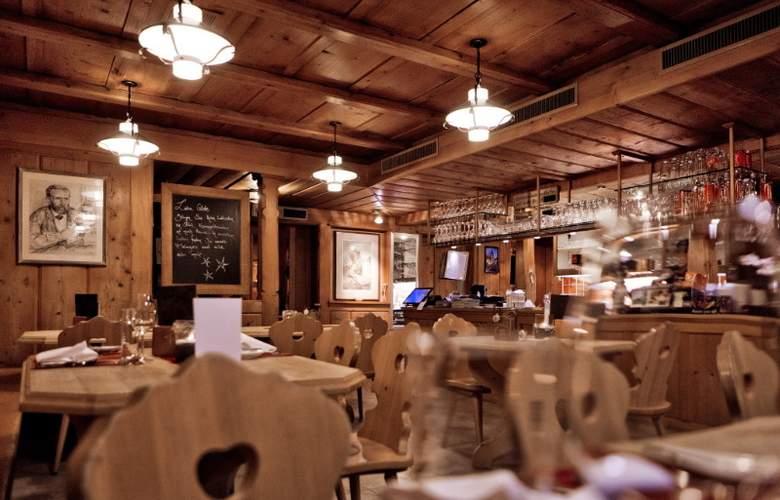 Kemmeriboden-Bad Swiss Quality Hotel - Restaurant - 5