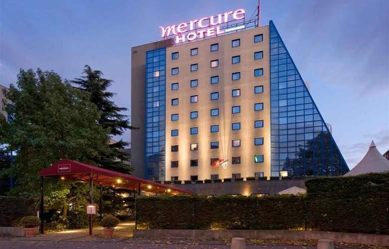 Mercure Paris Porte de Pantin - Hotel - 1