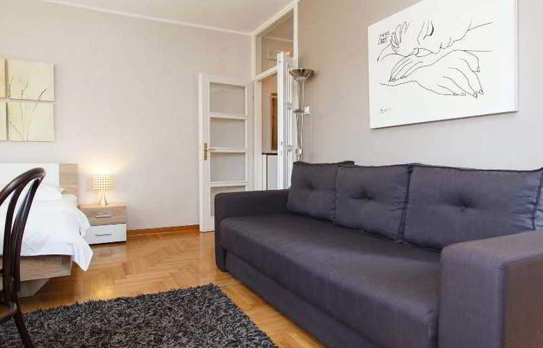 Cozy Studio no.8 near BOHEMIAN SKADARLIJA Street! - Room - 15