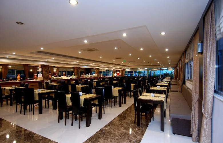 Maya World Hotel Belek - Restaurant - 77