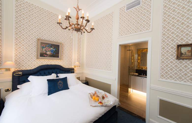 Relais and Chateaux Hotel Heritage - Room - 4