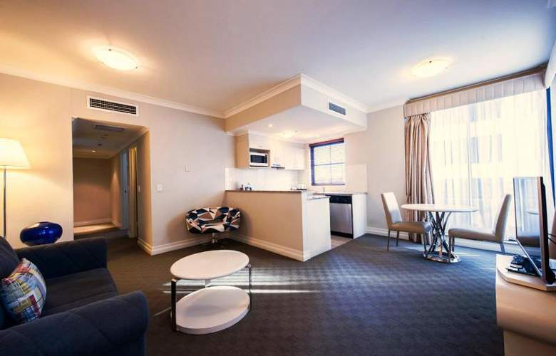 Seasons Harbour Plaza Sydney - Room - 11