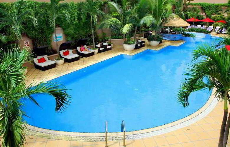 Caravelle Saigon - Pool - 13