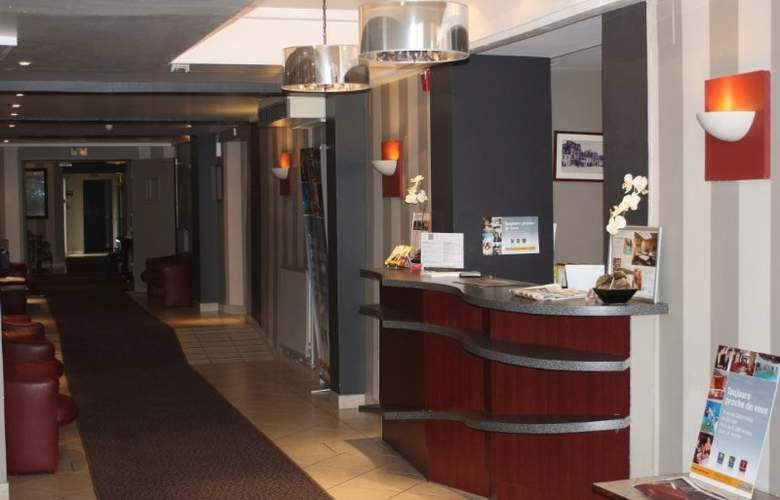 Quality Hotel Reims Europe - General - 3