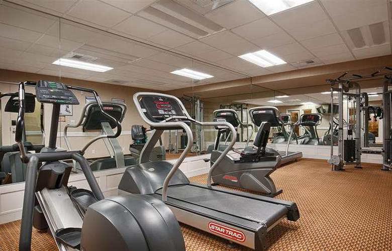Best Western Plus Marina Gateway Hotel - Sport - 58