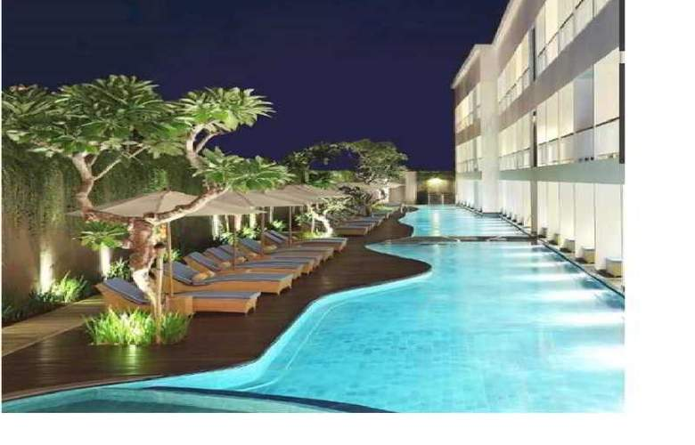 Ossotel Legian Bali - Pool - 9