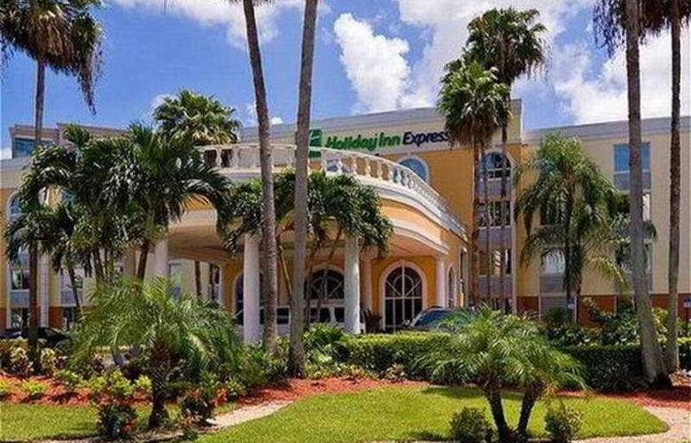 Holiday Inn Express West Doral Miami Airport - General - 1