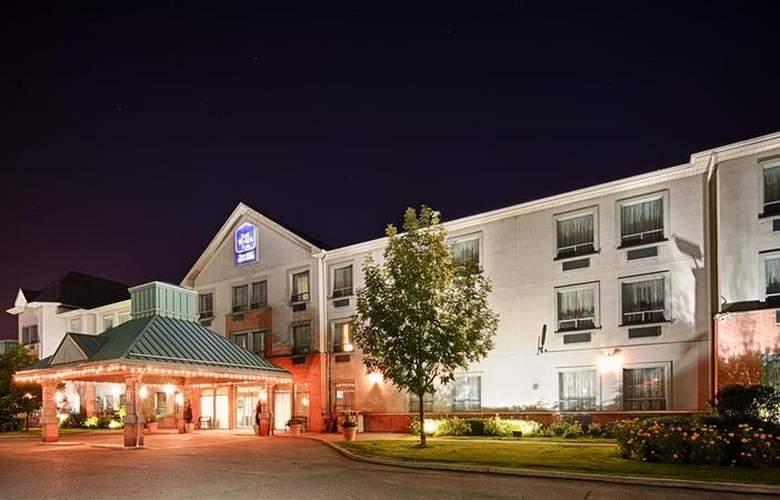 Best Western Plus Travel Hotel Toronto Airport - Hotel - 50