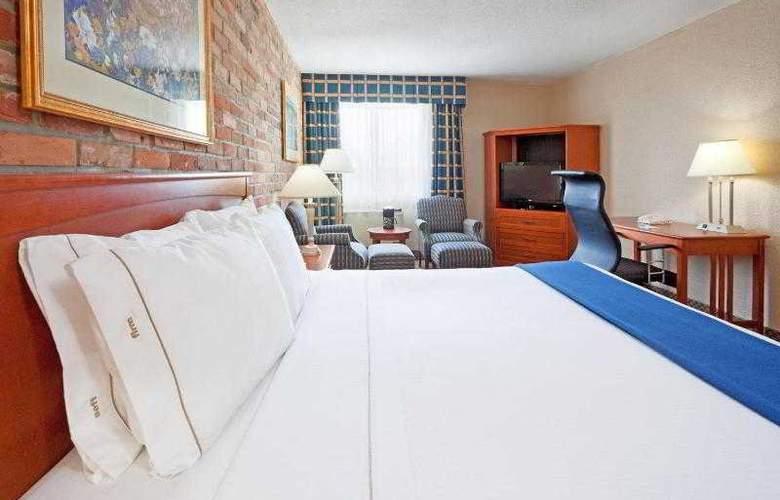 Holiday Inn Express Toronto East - Hotel - 5