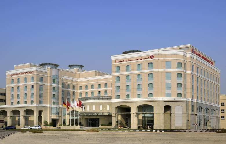 Ramada by Wyndham Jumeirah - Hotel - 0