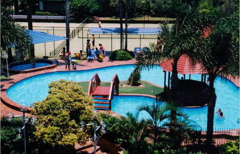 Beach Haven Resort - Pool - 5