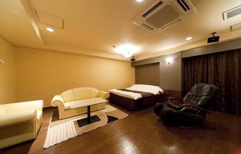 Hotel Grand Fine Toyonaka Minami - Room - 9