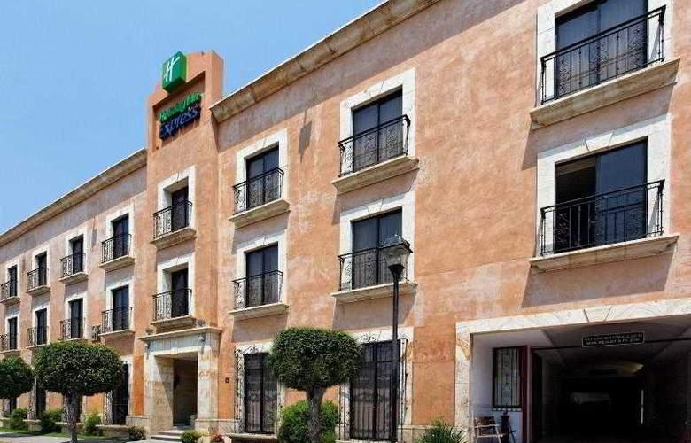 Holiday inn Express Oaxaca Centro Historico - Hotel - 12