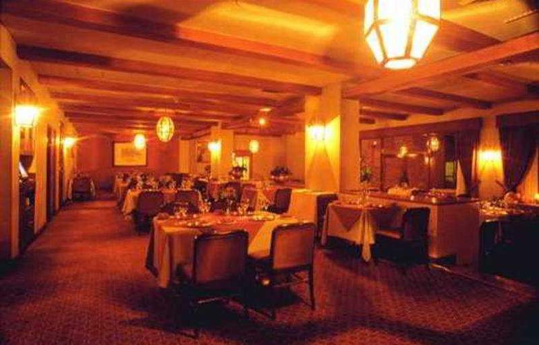 Estelar Paipa Hotel Spa & Centro de Convenciones - Restaurant - 9
