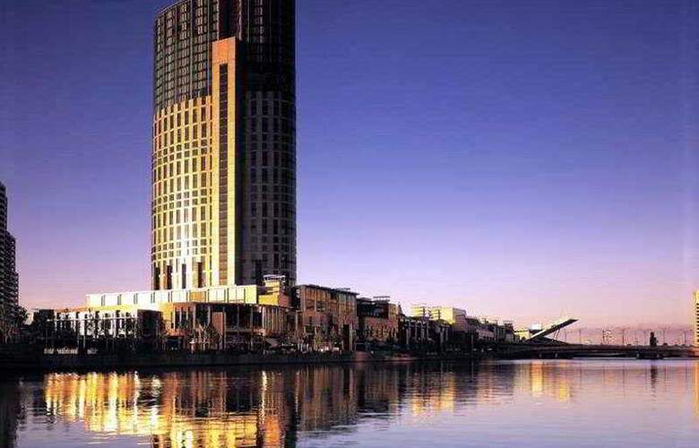 Crown Towers Melbourne - Hotel - 0
