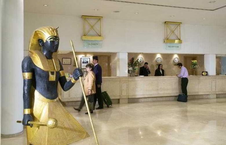 Mercure Cairo Le Sphinx - Hotel - 0